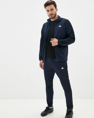 Спортивный костюм - синий Adidas