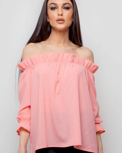 Розовая блузка Karree