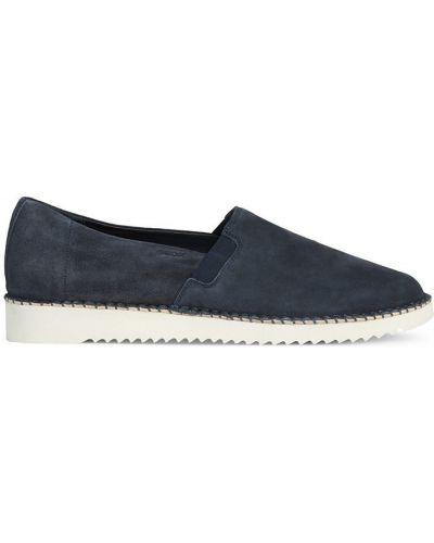 Туфли текстильные коричневый Geox