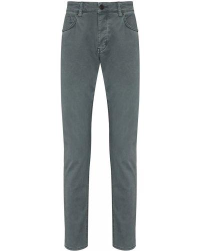Klasyczne mom jeans - zielone Neuw