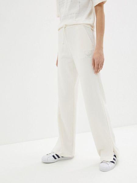 Спортивные брюки белые весенний Adidas Originals