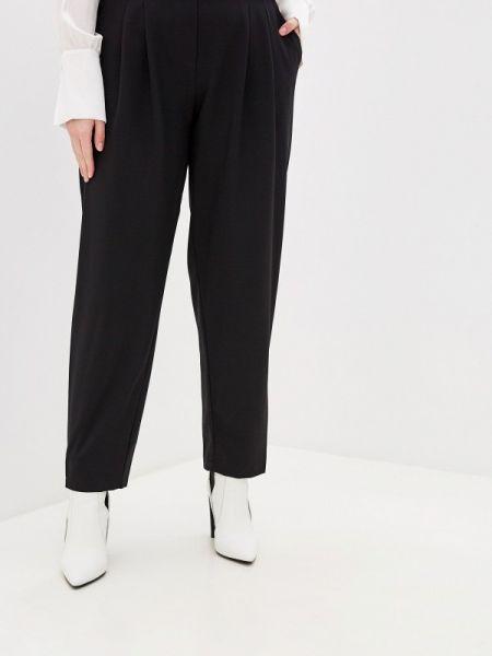 Черные брюки узкого кроя Sparada