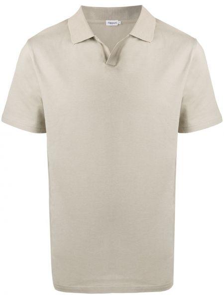 Koszula krótkie z krótkim rękawem klasyczna prosto Filippa K