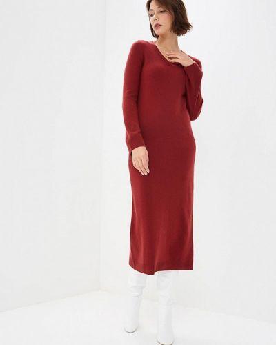 Вязаное платье осеннее трикотажное United Colors Of Benetton