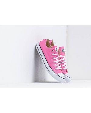 Розовые туфли Converse