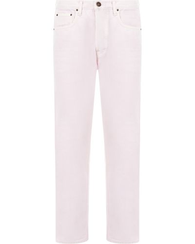 Różowe mom jeans Haikure