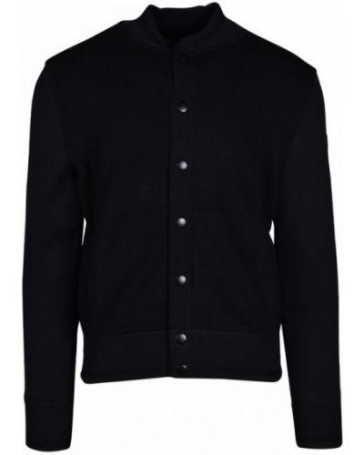 Prążkowana kurtka wełniana Givenchy
