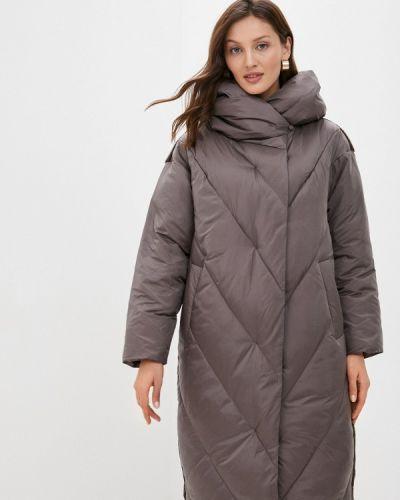 Утепленная куртка - коричневая Winterra