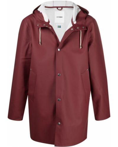 Płaszcz przeciwdeszczowy - czerwony Stutterheim