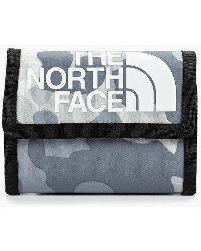 Серый кошелек The North Face