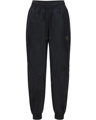 Палаццо - черные Adidas By Stella Mccartney
