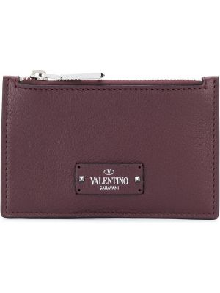 Torebka skórzany brązowy Valentino