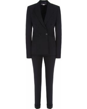 Шерстяной костюм - черный Stella Mccartney