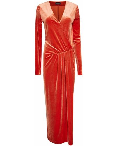Вечернее платье миди облегающее By Malene Birger