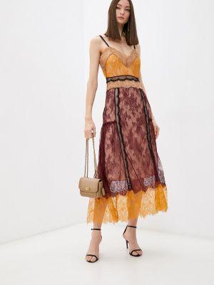 Платье-комбинация Twinset Milano