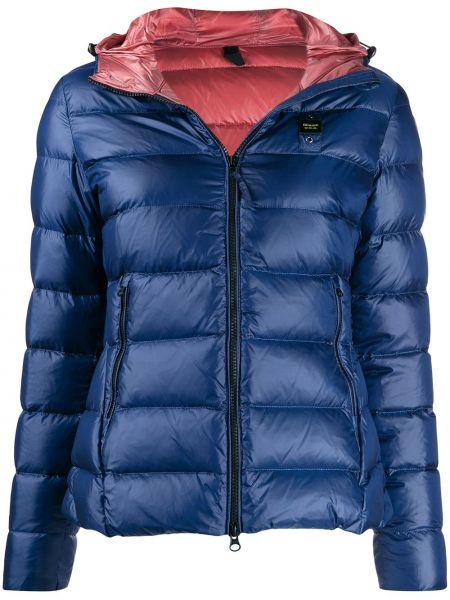 Куртка с капюшоном длинная с карманами Blauer