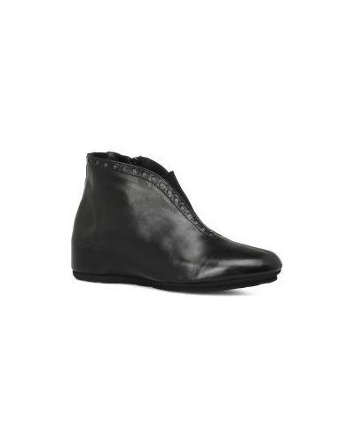 Ботинки черные черные Thierry Rabotin