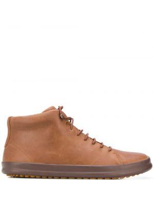 Кожаные ботинки - коричневые Camper