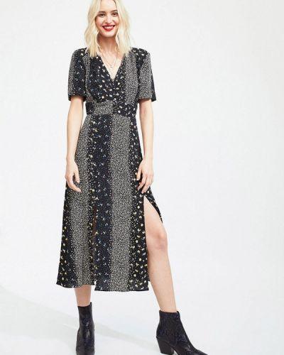 Платье прямое осеннее Miss Selfridge