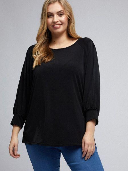 Блузка черная весенний Dorothy Perkins Curve