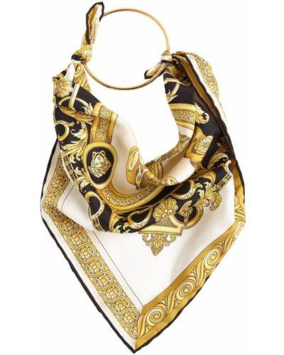 Jedwab bandana Versace