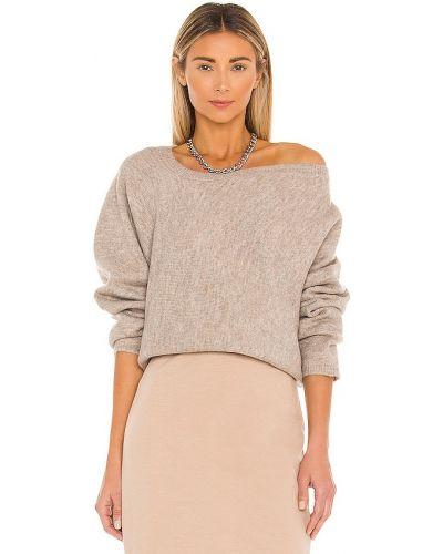 Акриловый свитер винтажный Line & Dot