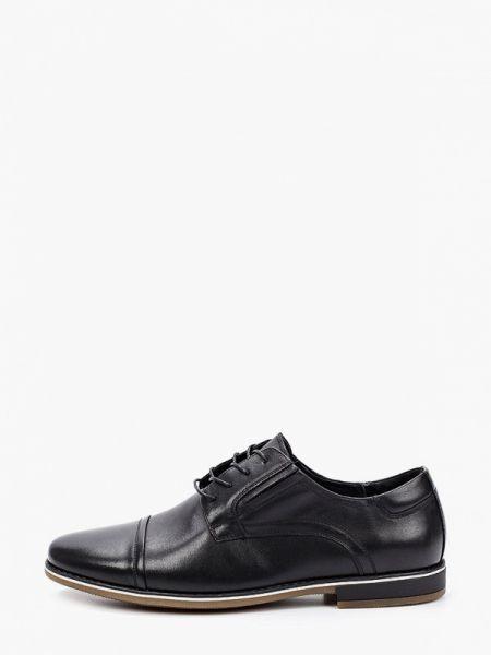 Кожаные черные туфли Mascotte