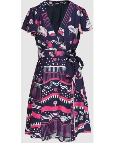 Платье мини - синее Marc Jacobs