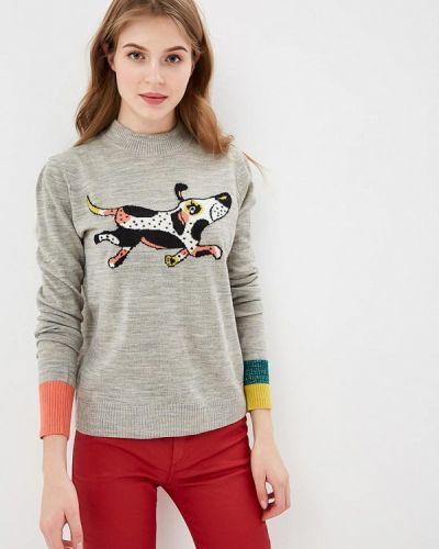 Серый свитер весенний Colin's