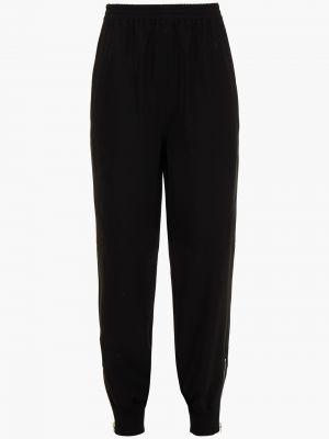 Spodnie prążkowane - czarne Rag & Bone