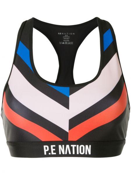 Спортивные брюки укороченные стрейч P.e Nation