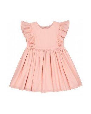Летнее платье розовый Mothercare
