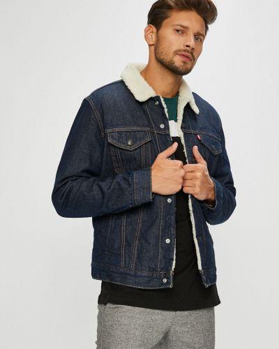 Джинсовая куртка укороченная на пуговицах Levi's®
