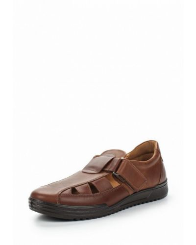Коричневые сандалии Ralf Ringer