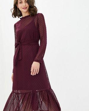 Фиолетовое вечернее платье Lilove