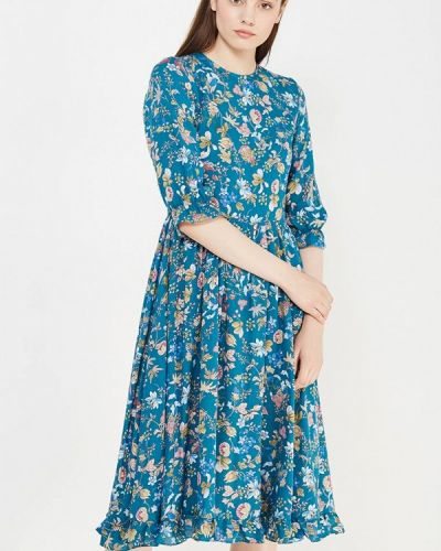 Платье - голубое Èssmy