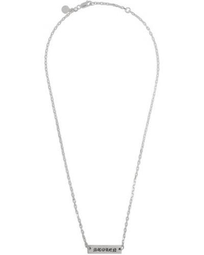 Ожерелье серебряный Stolen Girlfriends Club