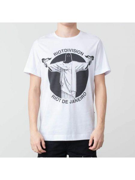 Czarna koszula Riot Division