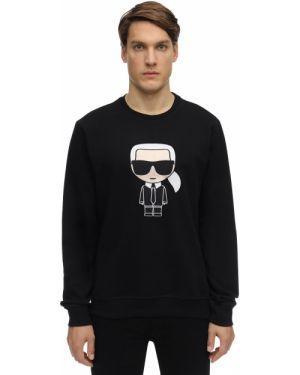 Свитшот на шею Karl Lagerfeld