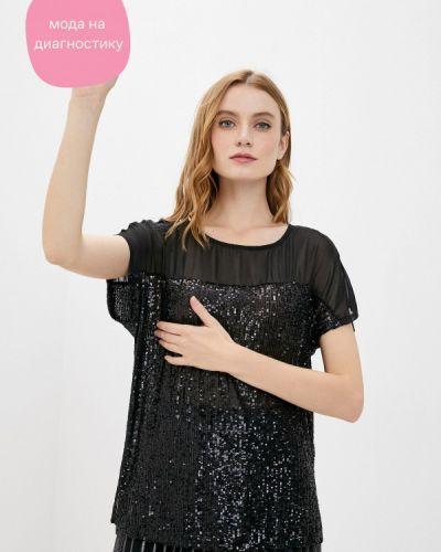 Черная блузка Wallis
