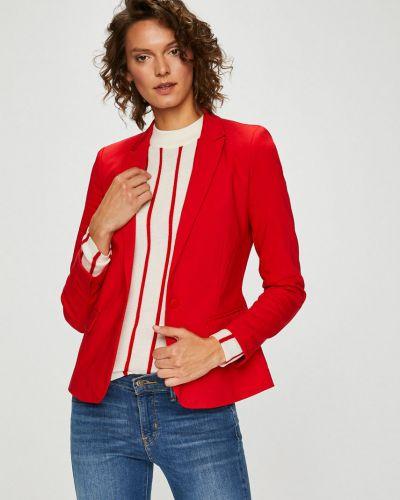 Красный пиджак в стиле кэжуал Vero Moda