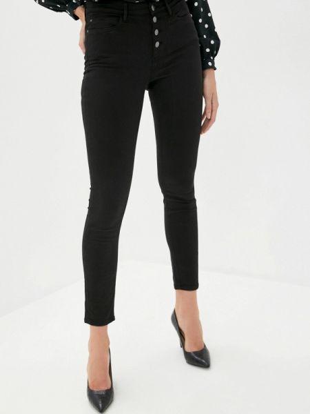 Черные джинсы-скинни узкого кроя Guess Jeans