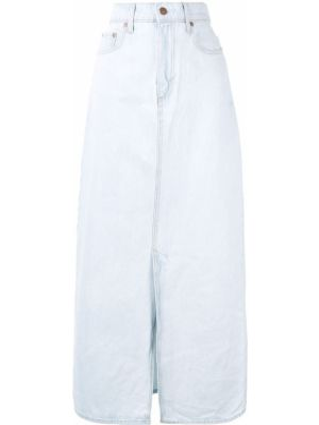 Юбка миди джинсовая с завышенной талией Nobody Denim