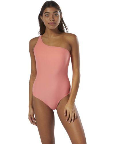 Спортивный купальник - розовый Reebok