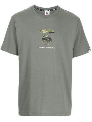 Koszulka z printem Aape By A Bathing Ape
