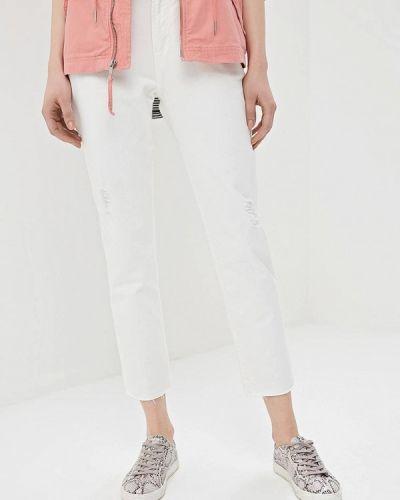 Прямые джинсы белые Gap