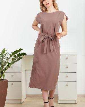 Платье с поясом через плечо на молнии Lacywear