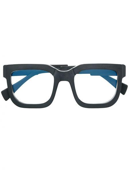 Черные очки квадратные Kuboraum