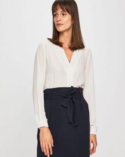 Блузка свободного кроя с манжетами Only