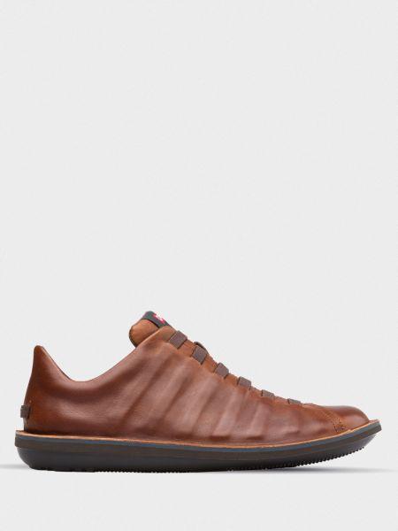 Кожаные полуботинки - коричневые Camper